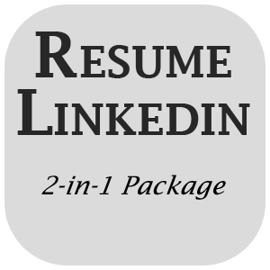 Resume Linkedin Package 2